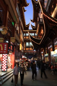 Shanghai's new Old Town